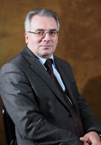 Professor Nikolaj Grigorjewitsch Nesnanow, Vorstandsvorsitzender der Russischen Gesellschaft der Psychiater