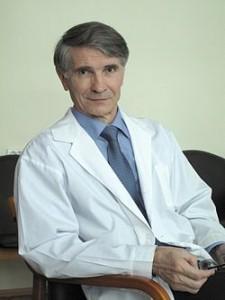 Professor Waleri Nikolajewitsch Krasnow, Vorstandsvorsitzender der Russischen Gesellschaft der Psychiater von 1995 bis 2010
